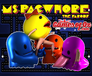 Pac Whore Adult Video Games